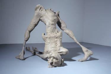 Self-Loathing Sculpture by ponsonby-britt