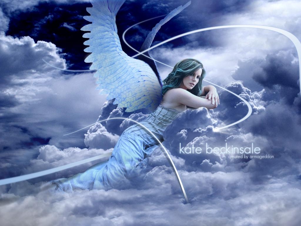 Kate Beckinsale Wallpaper by MP-Design on DeviantArt