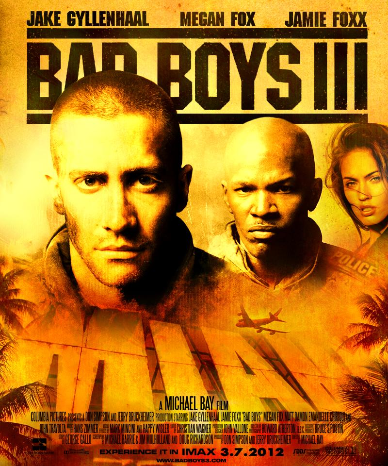 Bad Boys 4 Life: BAD BOYS 3 By MP-Design On DeviantArt