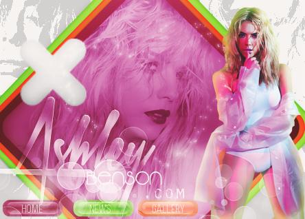 +AshleyBenson by ChaeliCamo