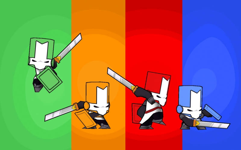 how to draw castle crashers