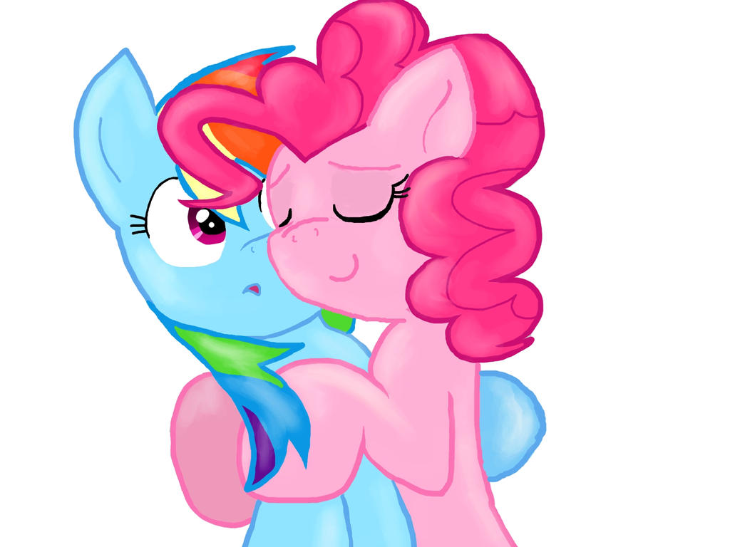 Pinkiedash love c: by KelsiePie