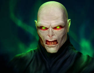 Voldemort by AresNeron