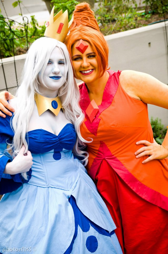 Ice Queen And Flame Princess Unlikely Friends By Penguinluv4ever