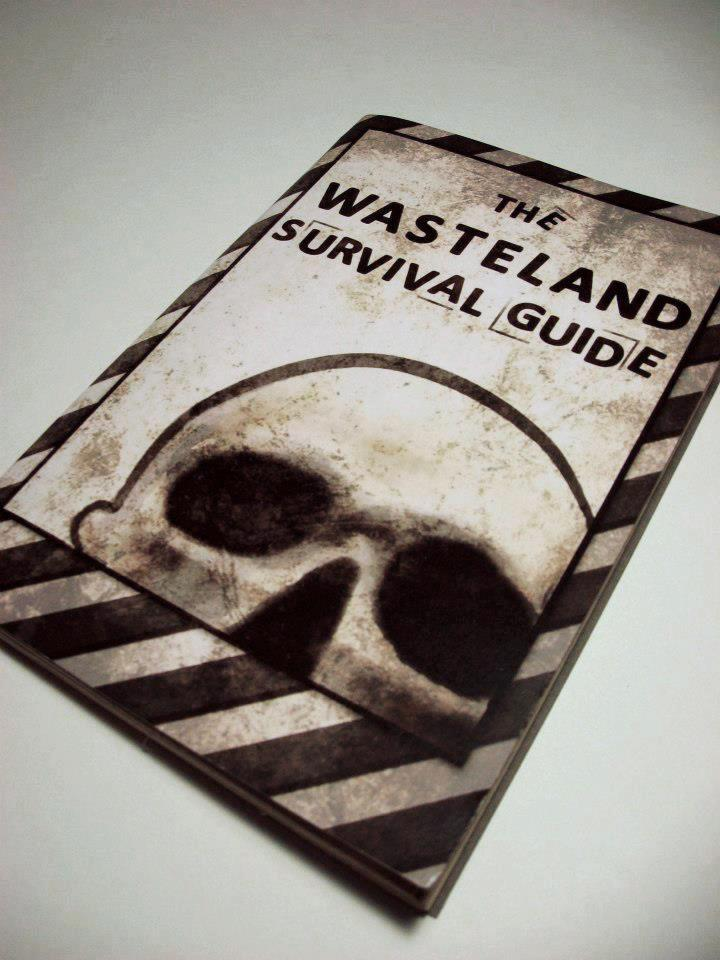 Wasteland Survival Guide by penguinluv4ever