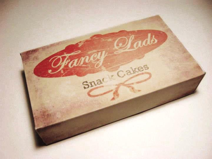 Fancy Lads Snack Cakes by penguinluv4ever