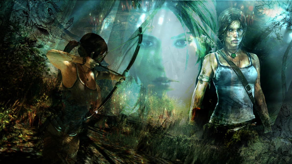 Tomb Raider Wallpaper By Itsanne