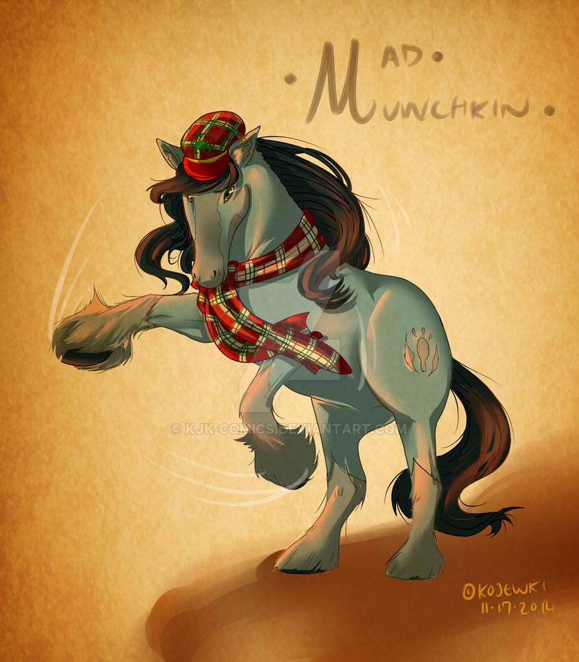 Mad Munchkin by KoJewKi
