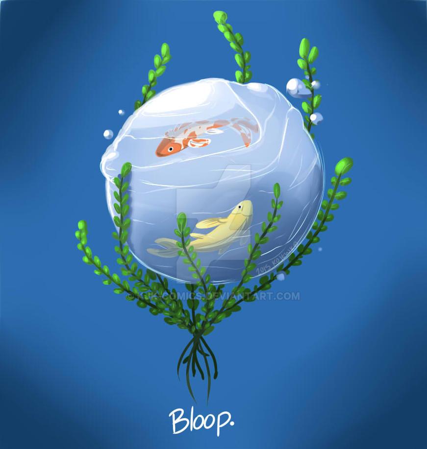 Bloop by KoJewKi