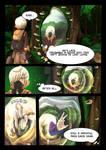 Kuren: Chapter 1 Page 1 by KJK-Comics