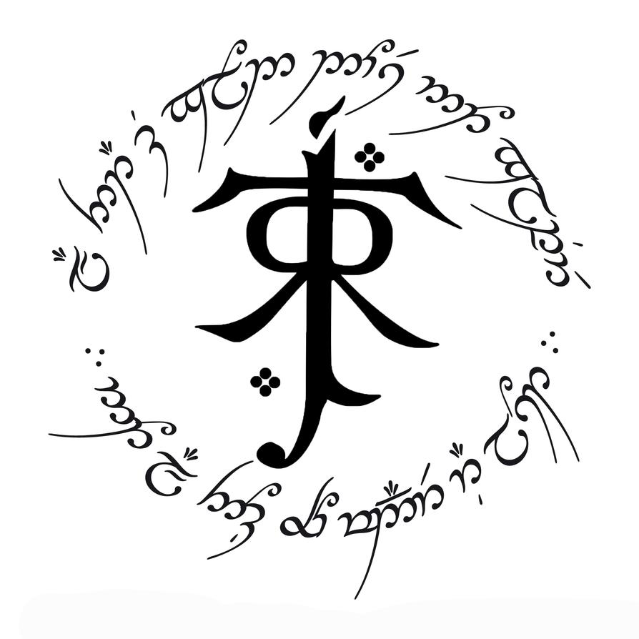 Tolkien Tattoo By Hurina On Deviantart