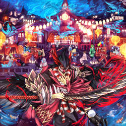 [ONMYOUJI] JinSeishin/SpiritsTemple by VoiDdraig