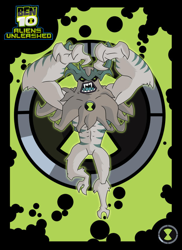 Ben 10 Aliens Unleashed Frostbite