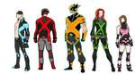 X-men Concepts