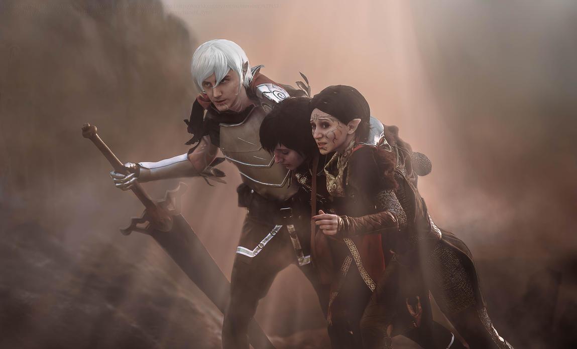Dragon Age 2 by RayneRg
