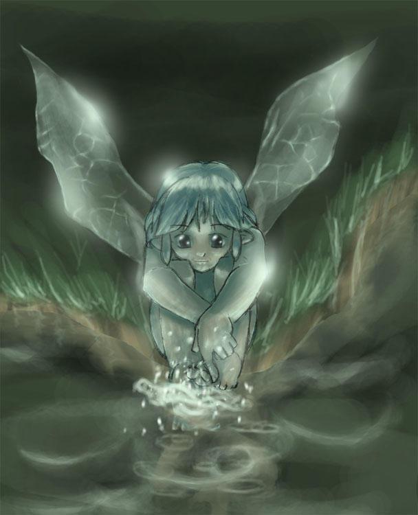fairy LIZ by Mast3r sword