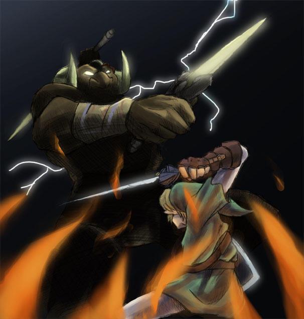 final battle by Mast3r-sword
