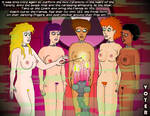 MCed slavegirls in temple by hypnovoyer