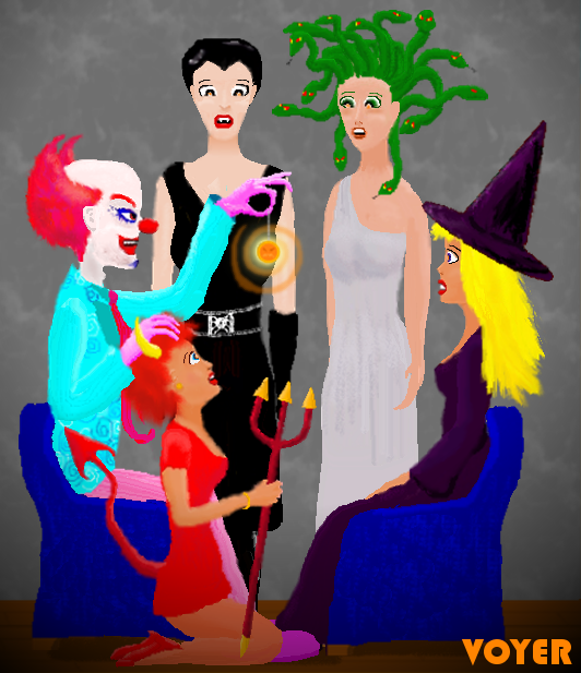 Halloween Hypnosis