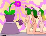 Plant Slaves by hypnovoyer