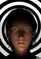 Eye Spirals 2 by hypnovoyer