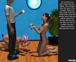MCed Petgals 3D by hypnovoyer