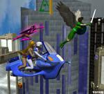 Valkyrie Squad: In Flight