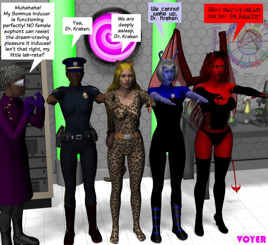 Valkyrie Squad: Sleepwalkers
