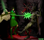 Valkyrie Squad: Smiting by hypnovoyer