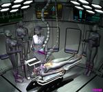 Robo Gal Processing