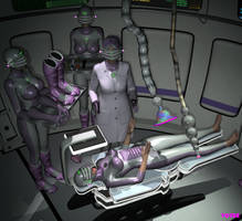 Robo Gal Processing 2 by hypnovoyer