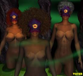 Starro Victims by hypnovoyer