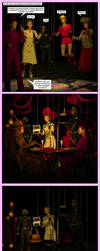 Valkyrie Squad: Villainous Valentine by hypnovoyer