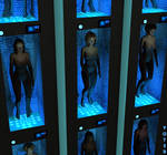 Storage Alcoves by hypnovoyer