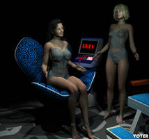 Commission: Domme Conversion 5/5 by hypnovoyer