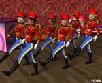 Windup Soldiers