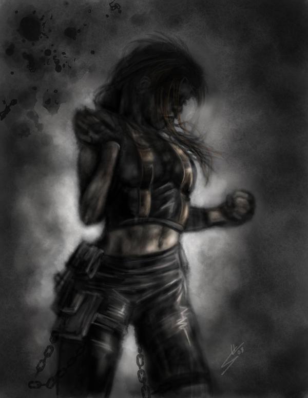 tough girl by Sensational22
