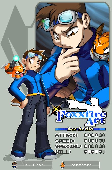 FoxxFireArt's Profile Picture