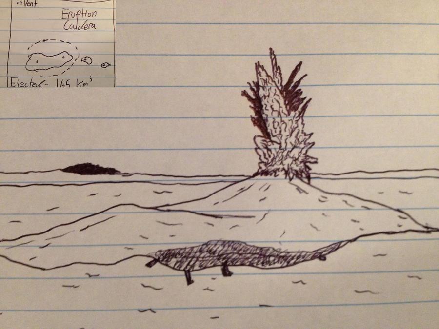 Cinnabar Eruption - Preview by arceus32