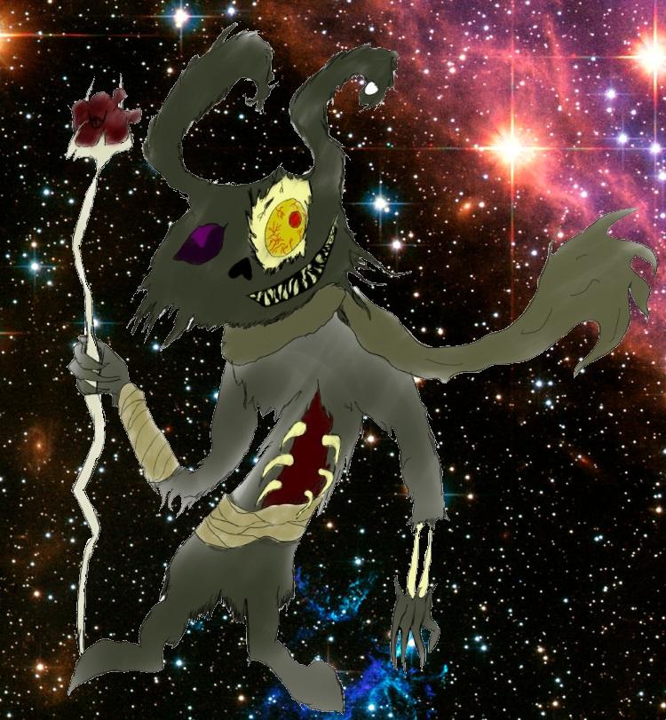 [Chupi Contest] Spooky bunny by arceus32