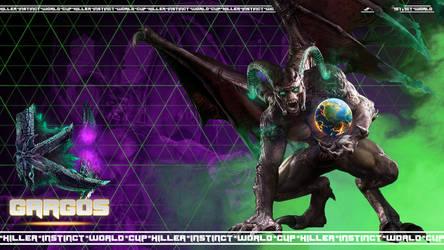 Killer Instinct Wallpaper-Gargos-3 by MikazukiMAN