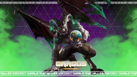Killer Instinct Wallpaper-Gargos-5 by MikazukiMAN