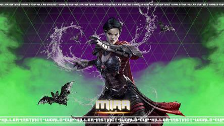 Killer Instinct Wallpaper-Mira-3 by MikazukiMAN