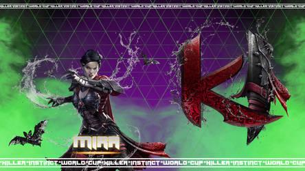 Killer Instinct Wallpaper-Mira-5 by MikazukiMAN