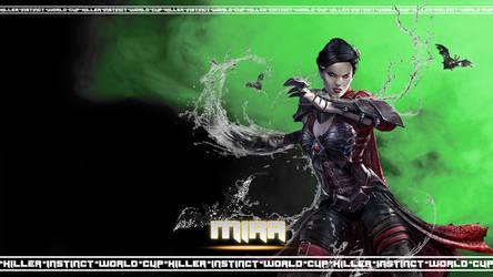 Killer Instinct Wallpaper-Mira-4 by MikazukiMAN