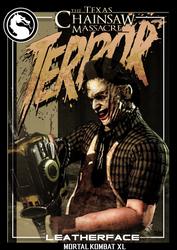 Mortal Kombat XL-Trading Cards #4 LeatherFace by MikazukiMAN