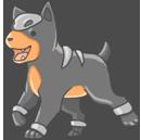 Chibi houndor by NeverlessHearts