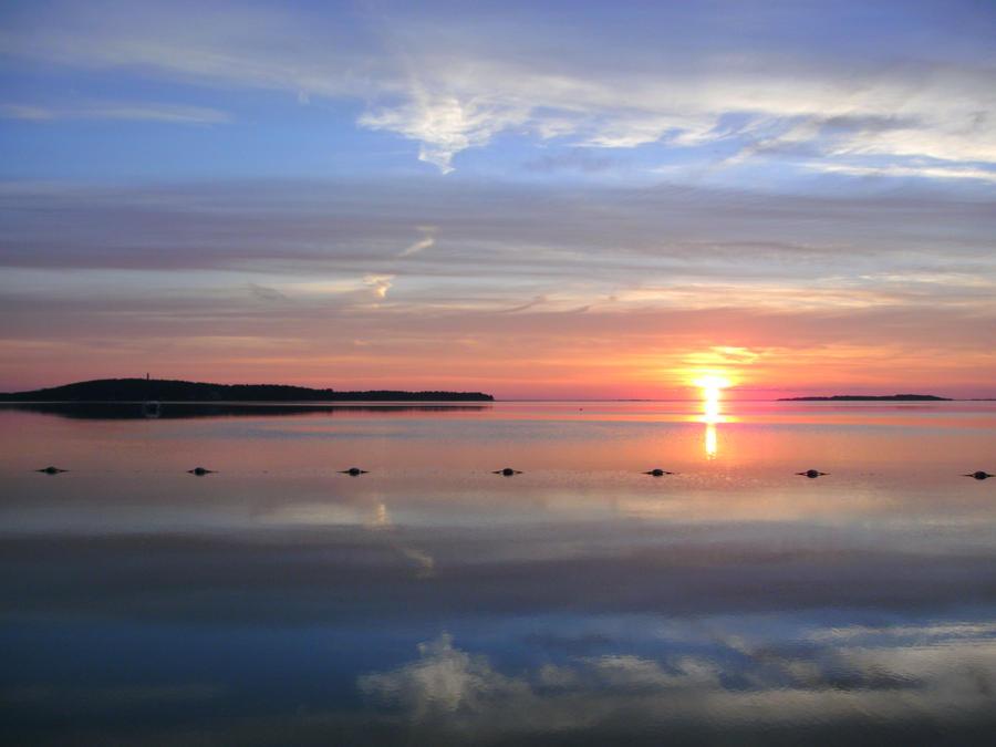 Beautiful Sunrise by hkane5