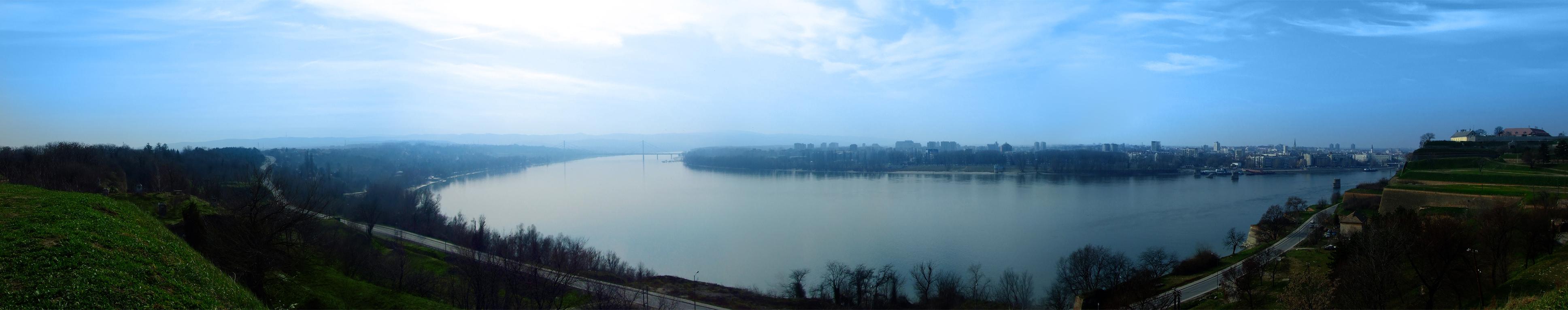 Novi Sad Panorama By Brkic87 On Deviantart