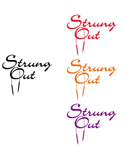 Strung Out Logo Portfolio Piece I am